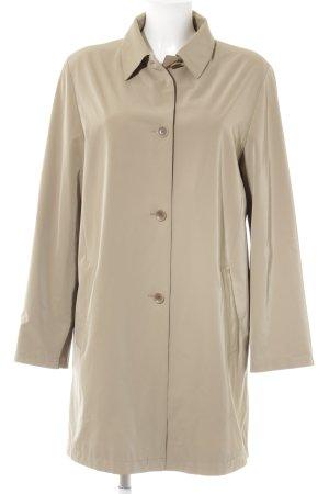 Dinomoda Trench Coat beige casual look