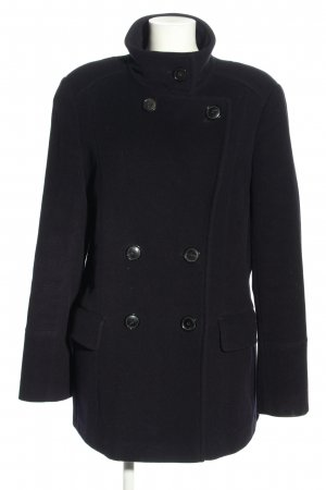 Dinomoda Wool Coat black casual look