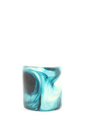 dinosaur designs Bracelet de bras turquoise-noir gradient de couleur