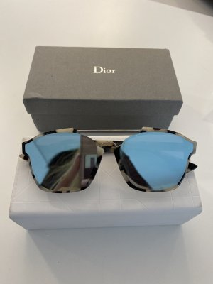 Christian Dior Butterfly Glasses multicolored