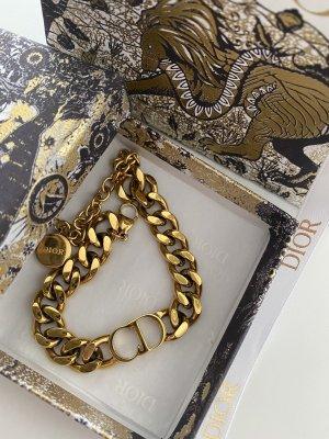 Dior Pulsera color oro