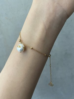 Dior Armband mit Perle
