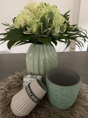 Dior Braccialetto sottile grigio scuro-bianco sporco Cotone