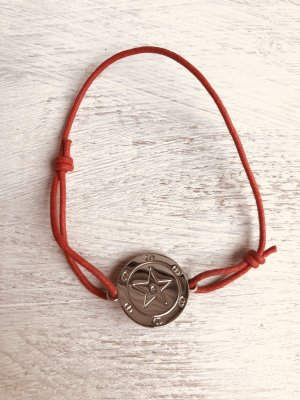 Dior Armband rot mit Amulett