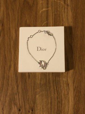 Dior Armband silber & rosa