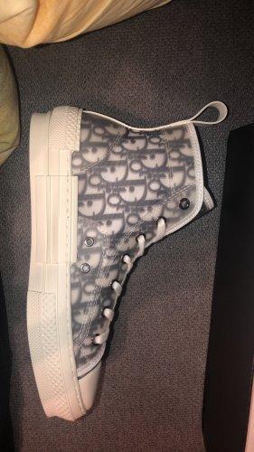 Dior Sneaker alta bianco-nero