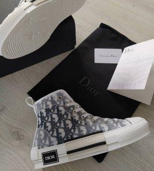 Christian Dior Wysokie trampki Wielokolorowy