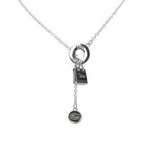 Dior Beauty Charm Necklace