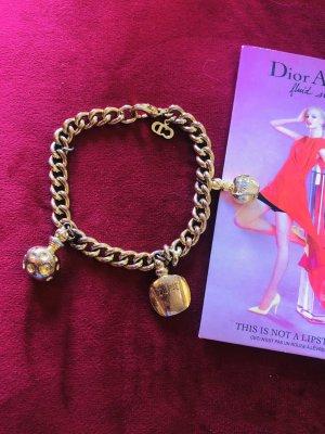 Dior Charm Bracelet gold-colored