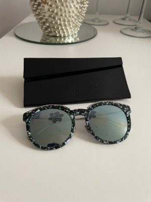 Christian Dior Butterfly Glasses multicolored metal