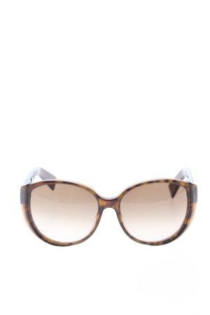 Dior Glasses brown color gradient casual look