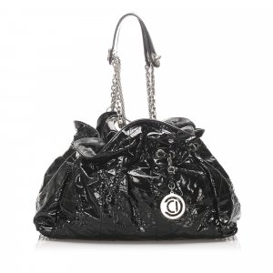 Dior Shoulder Bag black imitation leather