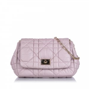 Dior Cannage Milly La Foret Shoulder Bag