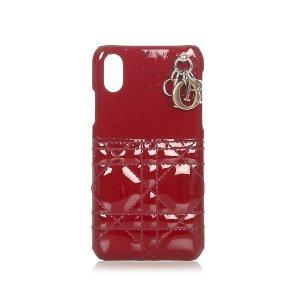 Dior Mini Bag red imitation leather