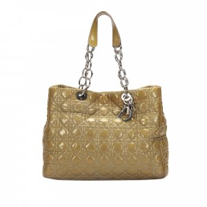 Dior Tote brown imitation leather