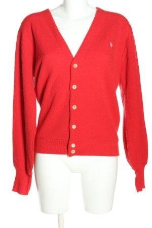 Dior Cardigan rosso stile casual