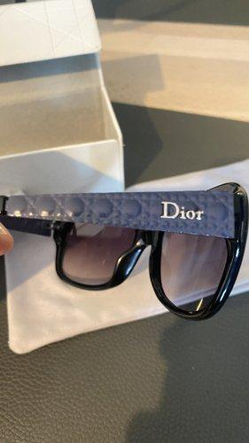Dior Gafas negro-azul acero