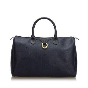Dior Dior Oblique Boston Bag