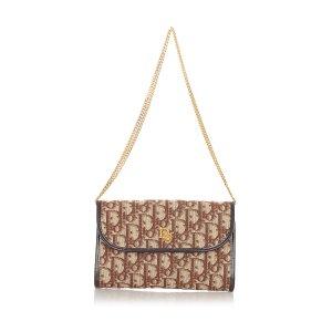 Dior Shoulder Bag brown