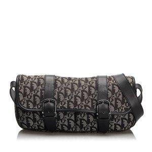 Dior Dior Oblique Canvas Crossbody Bag