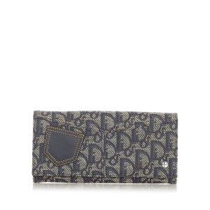 Dior Wallet blue