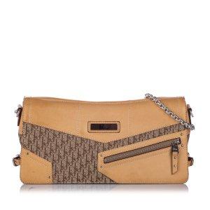 Dior Dior Oblique Chain Shoulder Bag