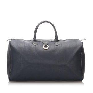 Dior Dior Oblique Duffle Bag