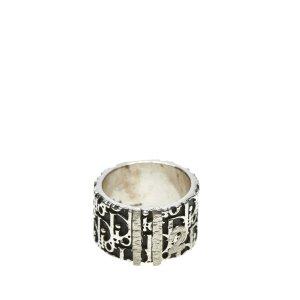 Dior Anello argento Metallo