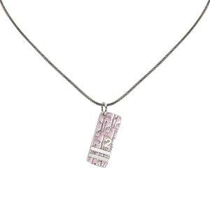 Dior Collana rosa chiaro Metallo