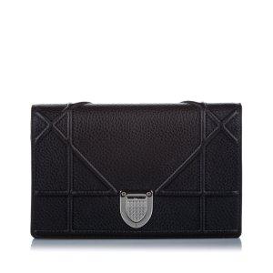 Dior Diorama Leather Crossbody Bag