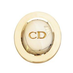 Dior Spilla oro Metallo