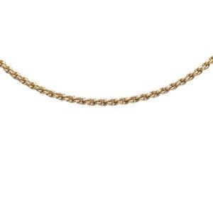 Dior Gold-tone Chain Necklace