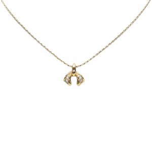 Dior Gold-Tone Necklace