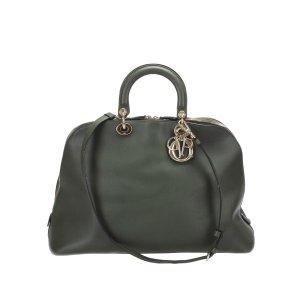 Dior Granville Leather Satchel