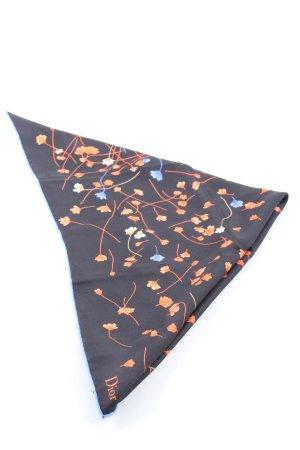 Dior Pañoleta estampado repetido sobre toda la superficie look casual