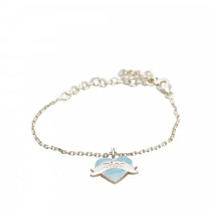 Dior Heart Logo Bracelet