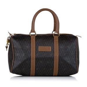 Dior Handbag black polyvinyl chloride