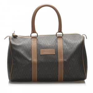 Dior Honeycomb Boston Bag