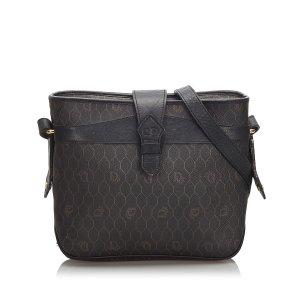 Dior Schoudertas zwart
