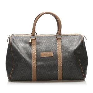 Dior Honeycomb Travel Bag
