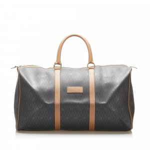 Dior Honeycomb Travel Bag