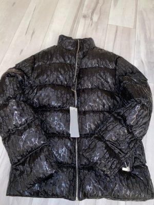Dior Chaqueta de plumón negro