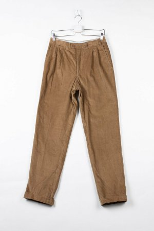 Dior Corduroy Trousers brown