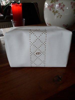 Christian Dior Mini sac beige clair polyuréthane