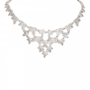 Dior Leaf Necklace