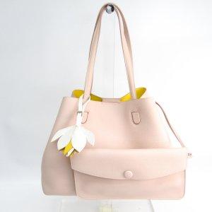 Dior Leather Blossom Tote