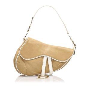 Dior Leather Saddle