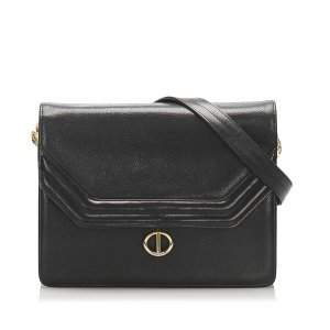 Dior Leather Shoulder Bag
