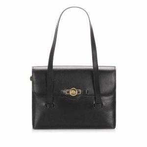 Dior Leather Shoulder Bag