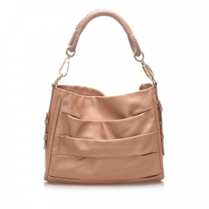 Dior Libertine Leather Handbag